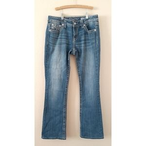 Miss Me Mid-Rise Boot Jeans